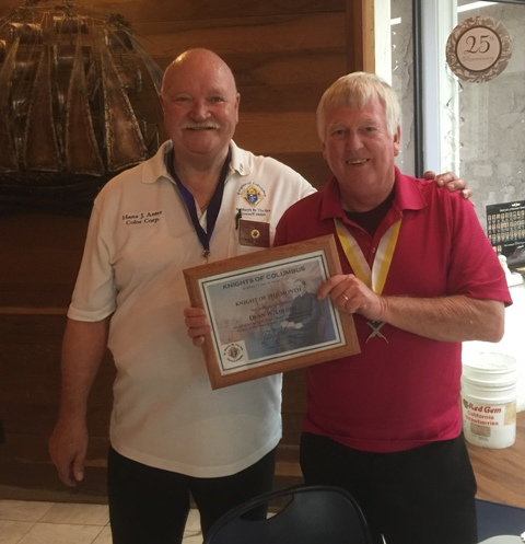 knight of month dean June 2016